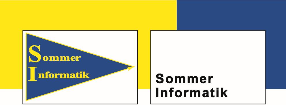 Sommer Informatik Logo